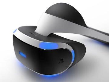 Gafas PlayStation VR de realidad virtual