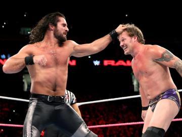 Rollins deja a Jericho fuera de la lucha por el intercontinental en 'Raw'