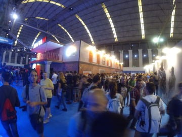 Barcelona Games World 2016