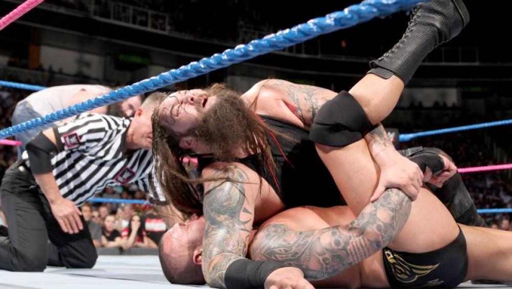 Wyatt y Harper se imponen a la víbora Orton en 'SmackDown'