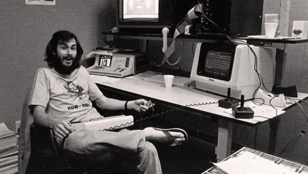 Empleado de Atari