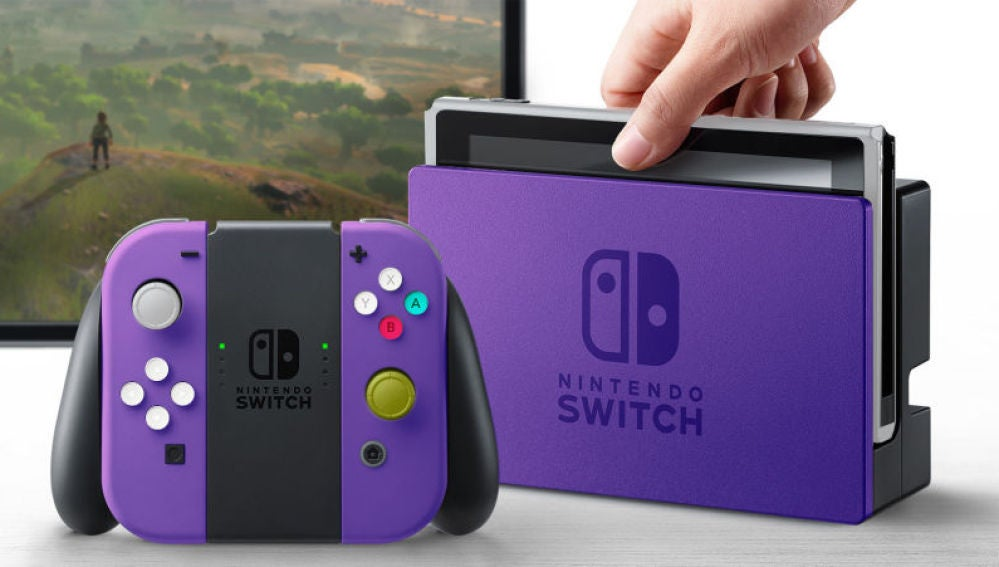 Nintendo Switch Gamecube