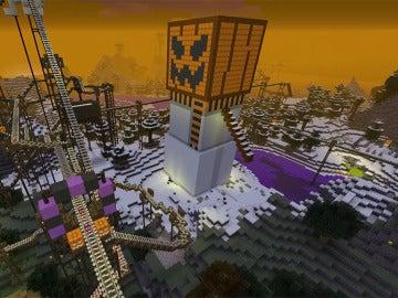 Halloween en Minecraft