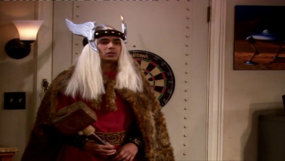 Frame 8.349661 de: ¿Sabes cómo es un disfraz de efecto doppler?. Sheldon, sí