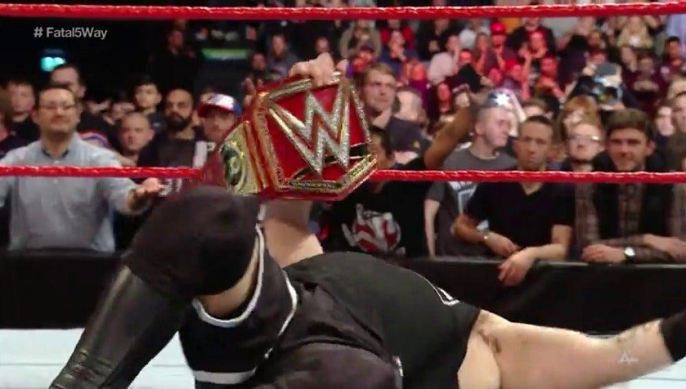 Frame 18.253465 de: Kevin Owens protagoniza el main Event de Raw desde Glasgow