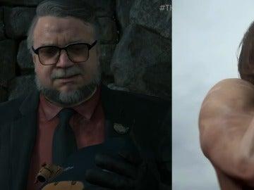 Guillermo del Toro y Norman Reedus