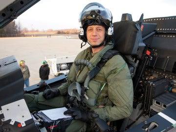 Piloto de la RAF