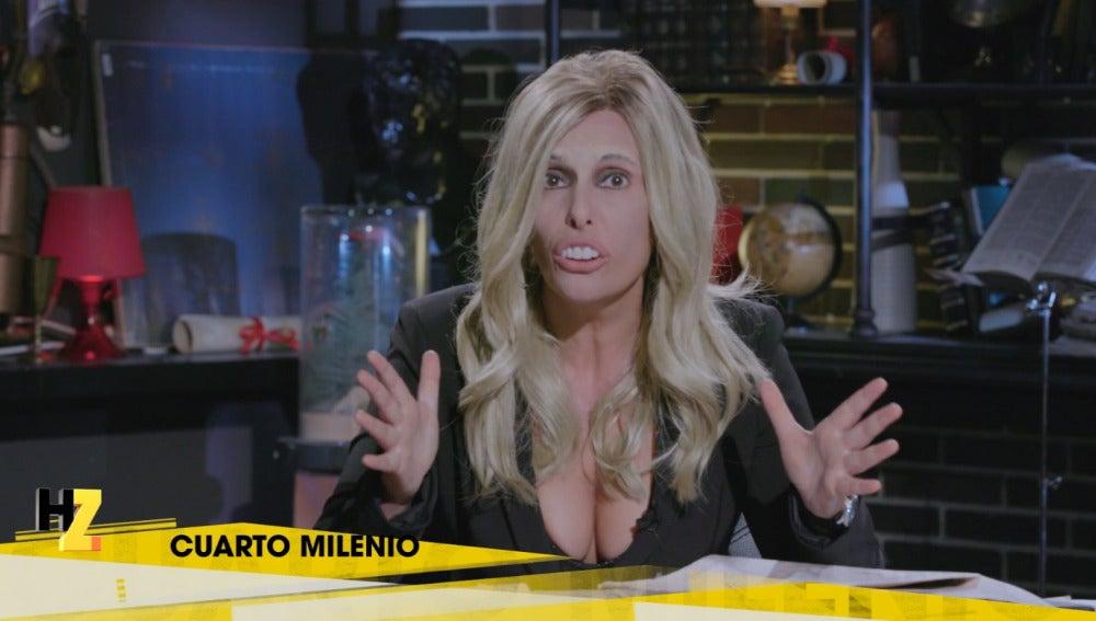 Iker Jiménez despide a su propia mujer del programa | NEOX TV