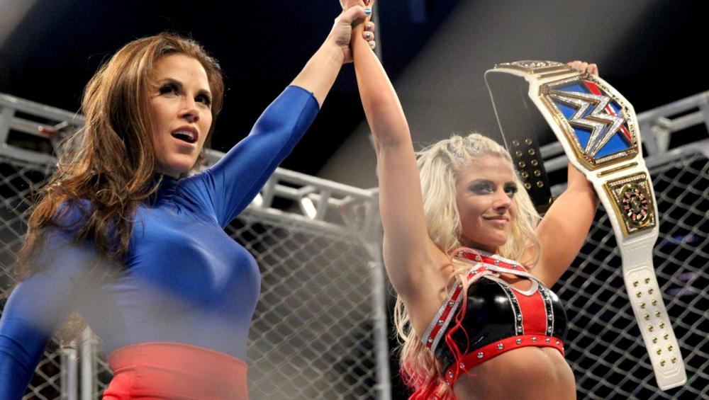 Alexa Bliss se impone a Becky Lynch gracias a Mickie James en 'SmackDown Live'