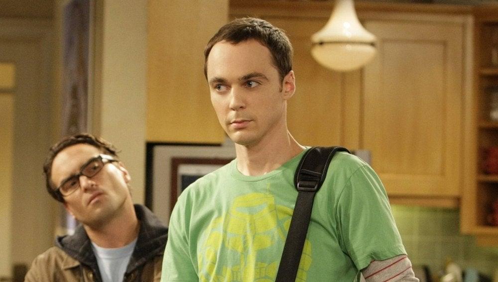 Jim Parsons como Sheldon Cooper