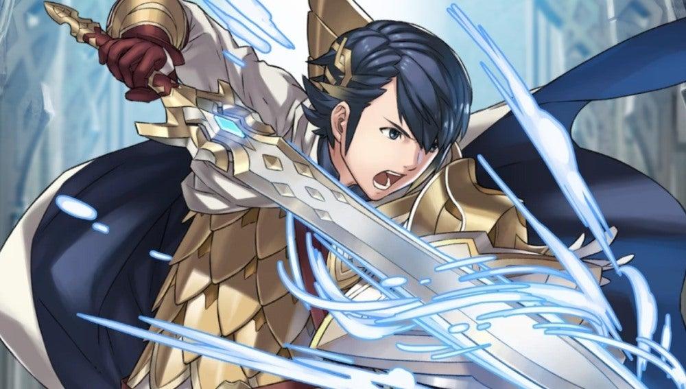 Chrom, de Fire Emblem Heroes