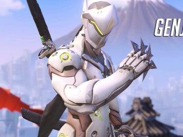 Genji, de Overwatch
