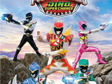 Power Rangers Dino Supercharge