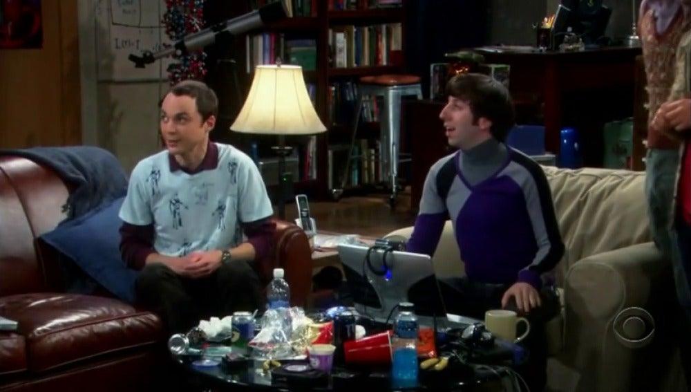 Frame 30.744505 de: The Big Bang Theory en inglés