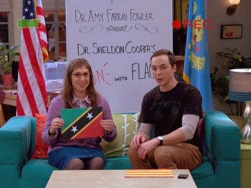 The Big Bang Theory banderas