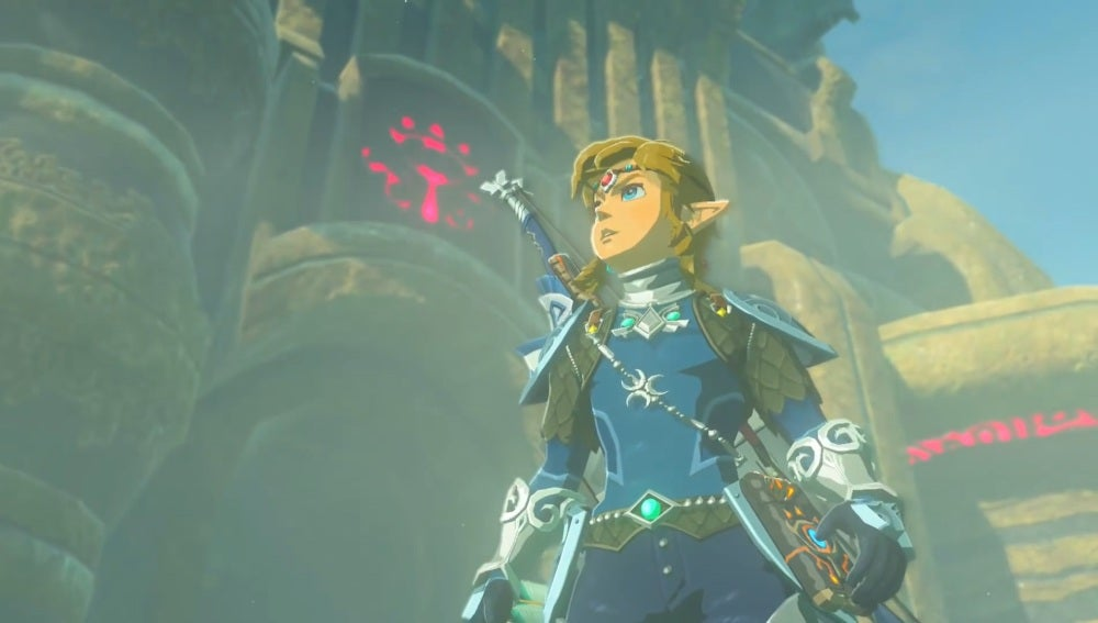Entrando en la Bestia Divina Ruta en The Legend of Zelda: breath of the Wild