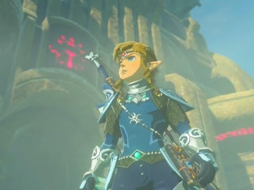 Entrando en la Bestia Divina Ruta en The Legend of Zelda: breath of the Wild