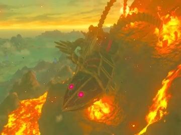 Bestia Divina Rudania en The Legend of Zelda: Breath of the Wild