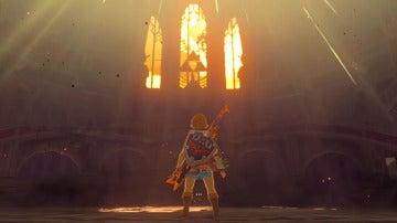 Escenario de la batalla final de The Legend of Zelda: Breath of the Wild