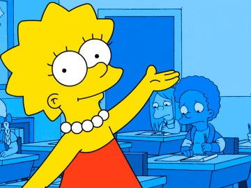 ¿Reconocerías las frases de empollona de Lisa?