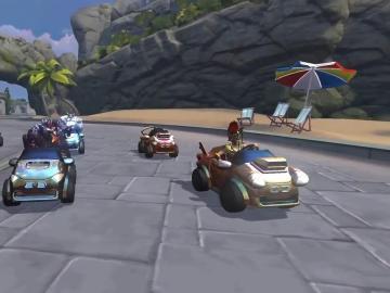 Apollo's Racer Rumble en Smite