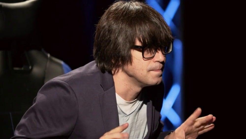 Frame 8.445379 de: Kiko Béjar entrevista a Luis Piedrahíta en Neox Games