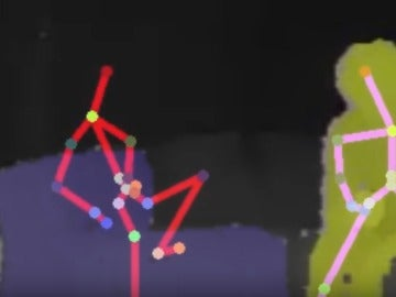 ¿Fantasma en Kinect?