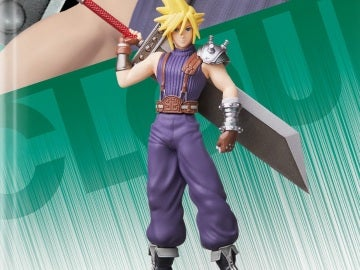 Cloud, de Final Fantasy