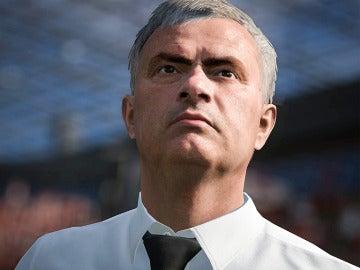 José Mourinho en FIFA 17