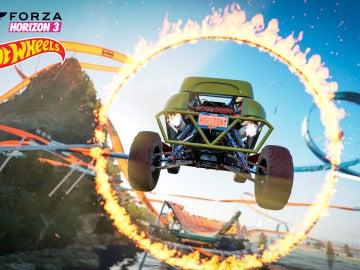 Expansión Hot Wheels para Forza Horizon 3
