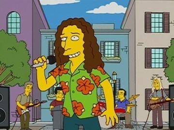 'Los Simpson' ya predijeron la participación de Manel Navarro en Eurovisión 2017