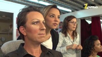 "Frame 10.713672 de: Chenoa pilla a Jordi Ríos insultándole: ""Es un poco imbécil"""