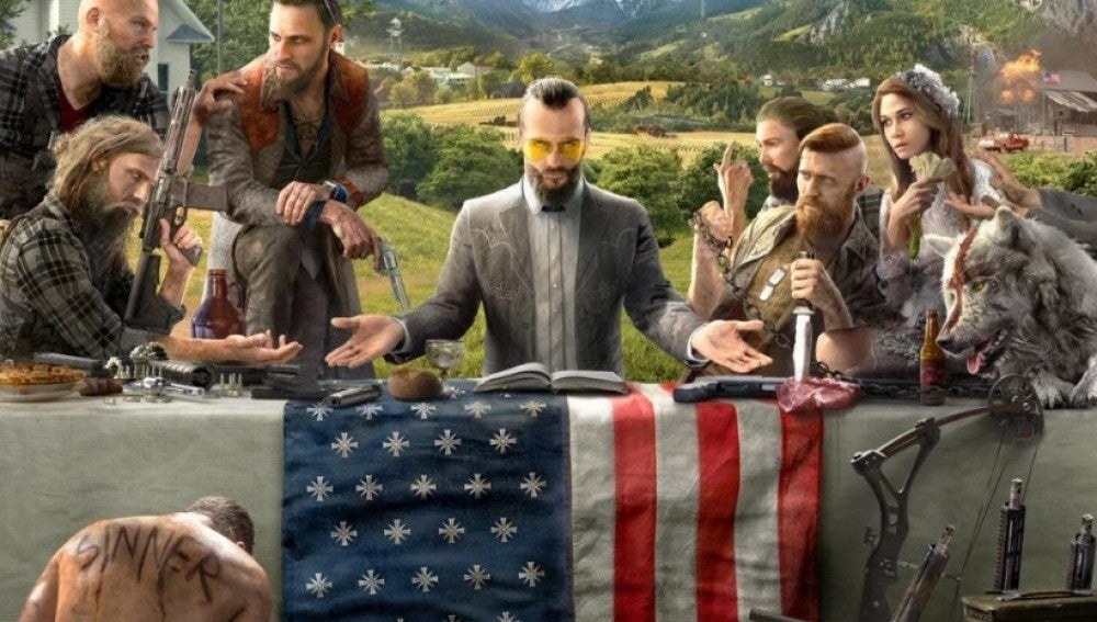Villano de Far Cry 5