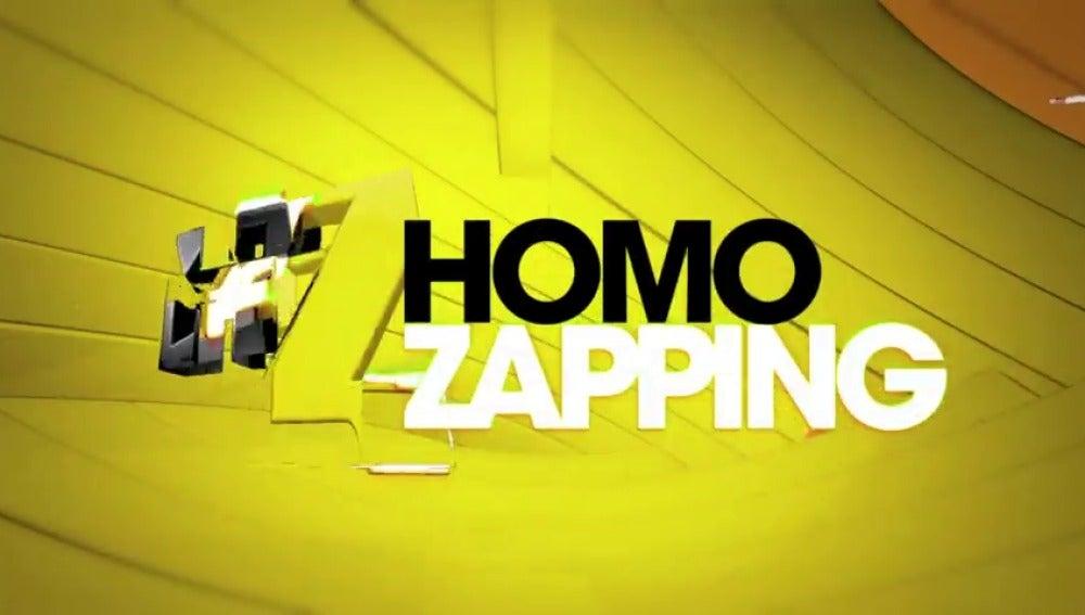 Frame 15.585808 de: Así es la cabecera de 'Homo Zapping'