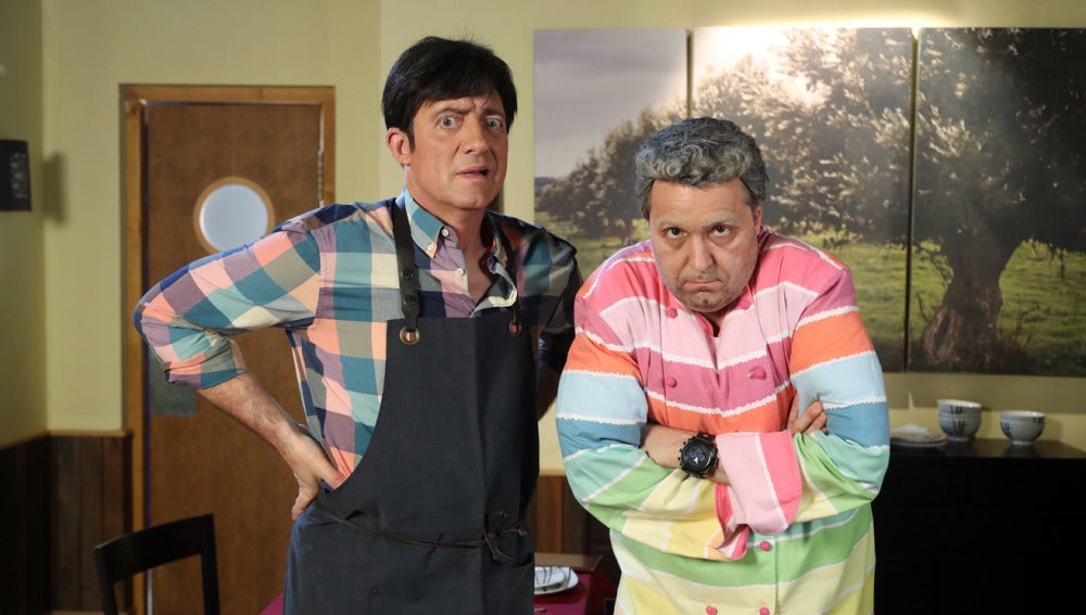 Fermí Fernández y Raúl Pérez