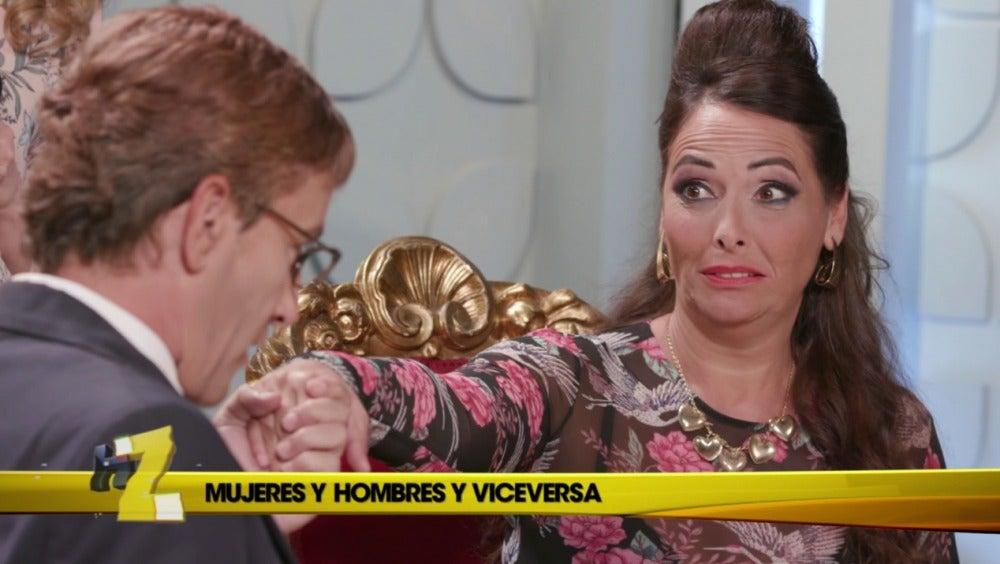 Tamara en 'Homo Zapping'