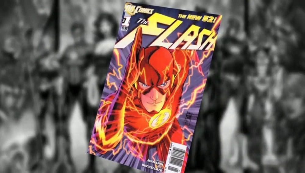Frame 76.431428 de: ¿Sabes qué se repite siempre en los capítulos de The Flash?
