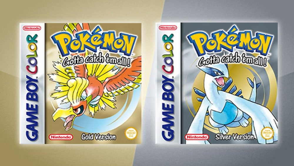 Pokémon Oro y Plata
