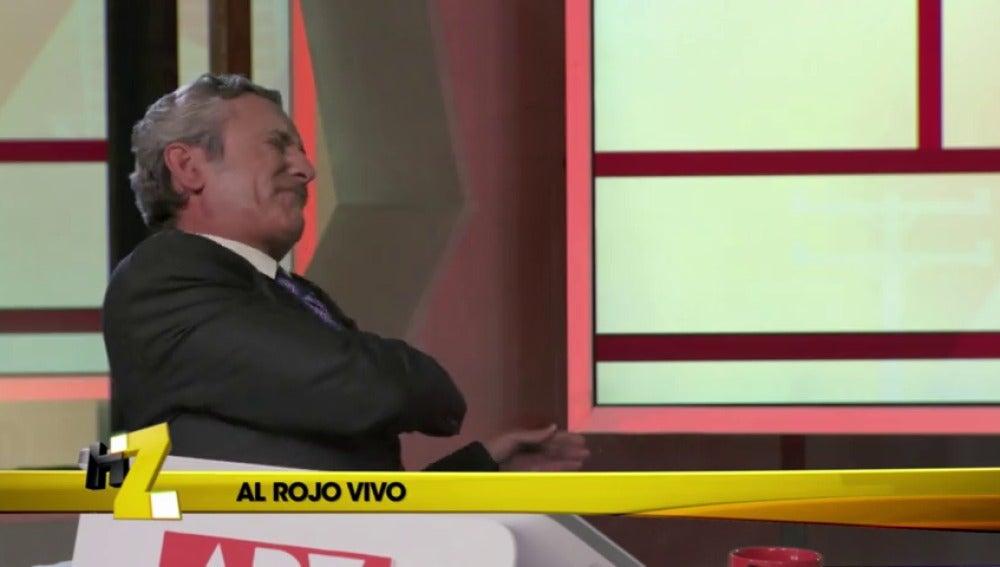 Frame 108.439312 de: Eduardo Inda sufre un infarto en 'Al Rojo vivo'