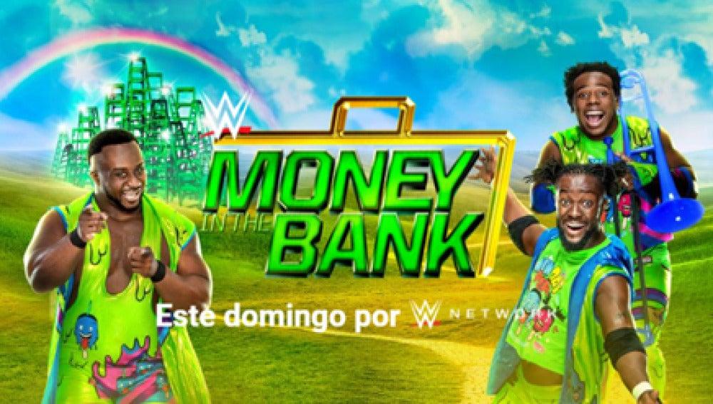 YA ESTÁ AQUÍ… MONEY IN THE BANK ESTE DOMINGO POR WWE NETWORK