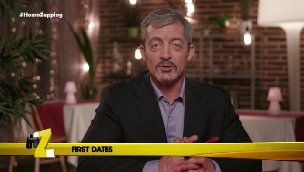 """First Dates: """"Hacer el amor es como grabar vídeos con el móvil, mucho mejor hacerlo en horizontal"""""""