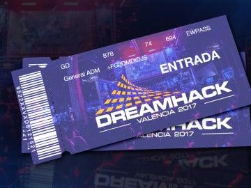 Sorteamos 2 entradas para el DreamHack en Valencia