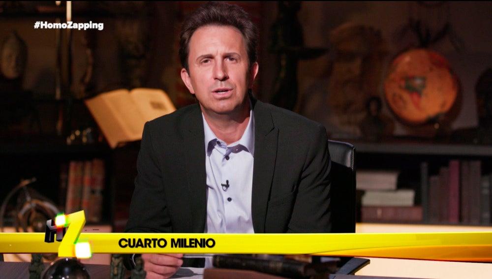 Iker Jiménez nos enseña un nuevo conjuro | NEOX TV