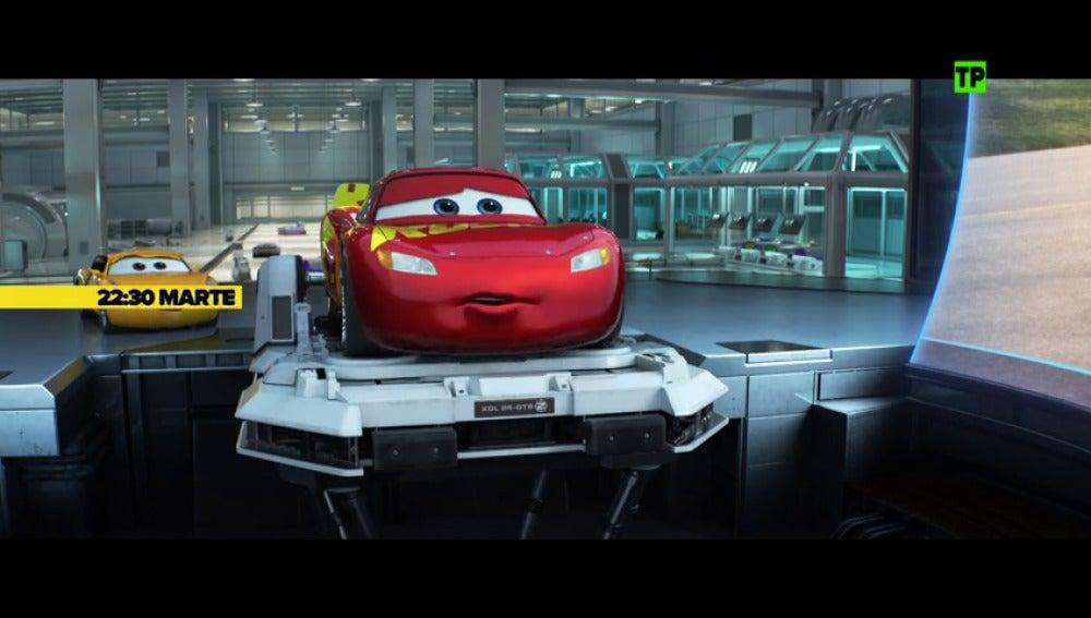 Neox te trae un avance de la película Cars 3