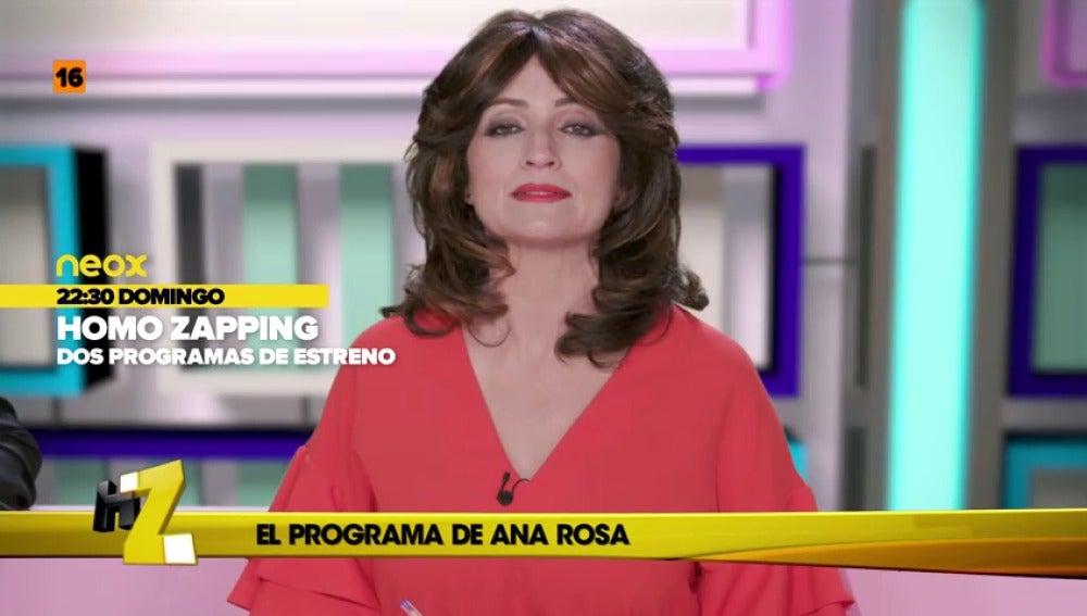 "Ana Rosa: ""Nacho, querido, en este programa necesitamos un poco de sangre"""