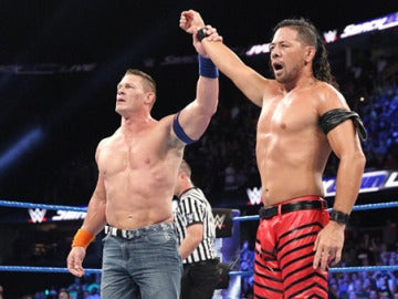 Shinsuke Nakamura se enfrentará a Jinder Mahal en SummerSlam