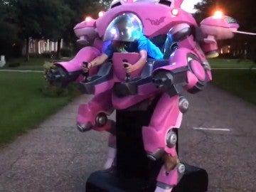 El robot de Mike Carambat