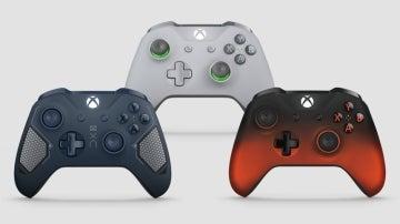 Mandos para Xbox One
