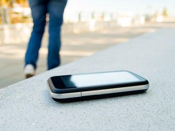 Smartphone perdido
