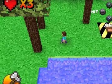 Minecraft en PSX
